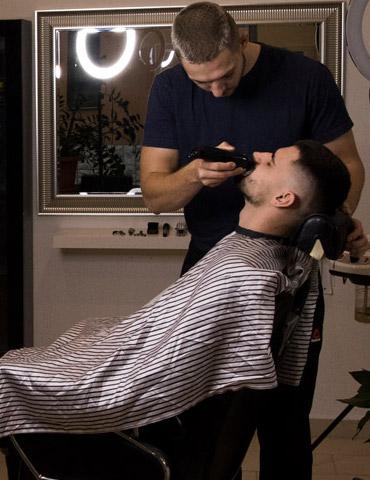 Úprava vousů
